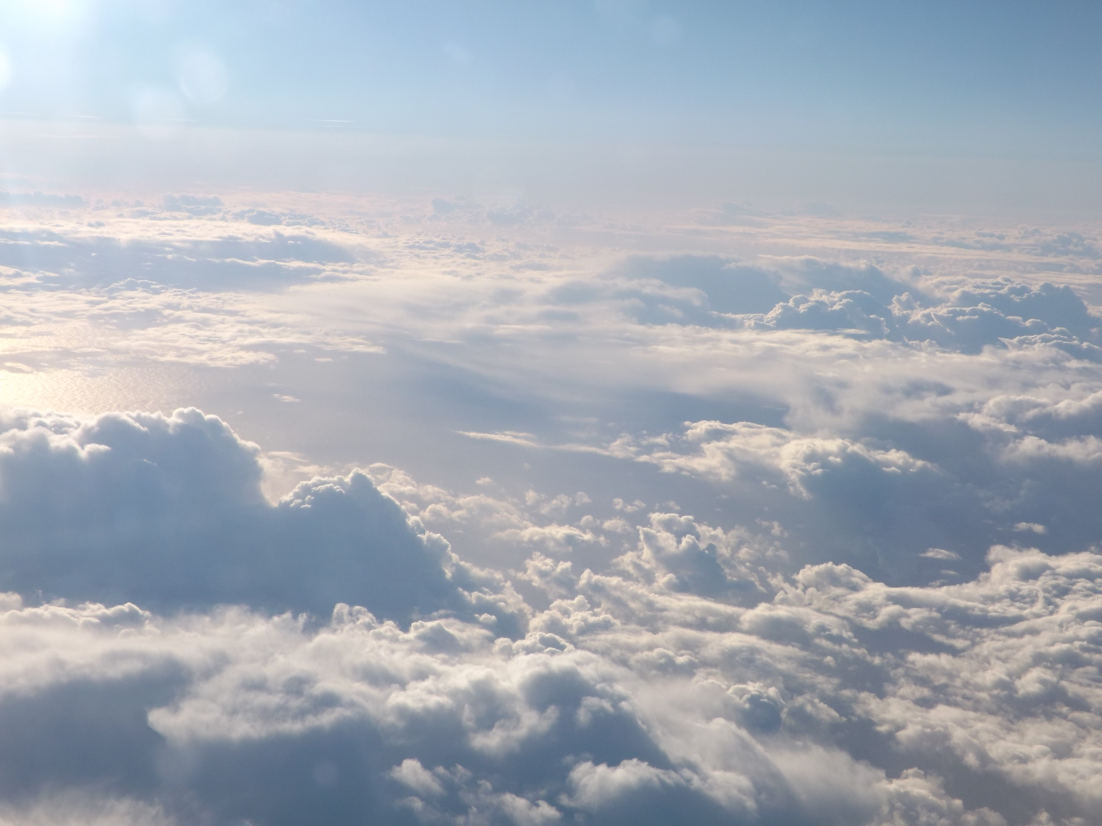 Above the clouds | Jaraad